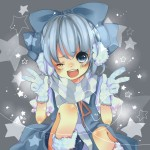 One of my Favorite Cirno pictures ever.
