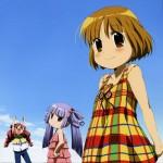 Kana, Saki, and Mika from Kanamemo!