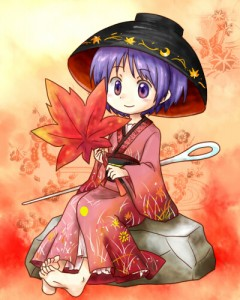 最後の秋を illustrated by セトモノ