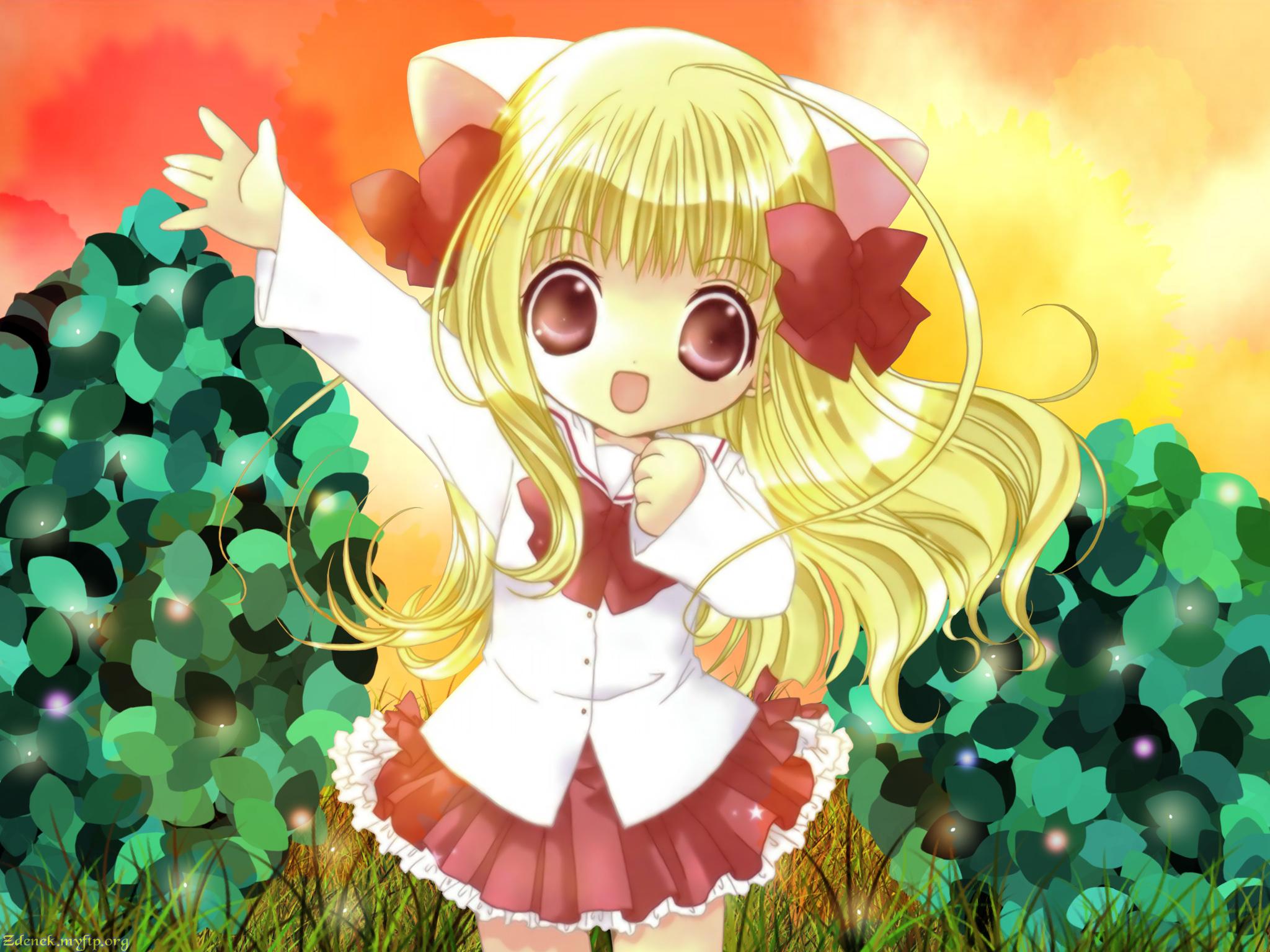 i <3 cute > anime