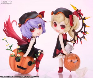 Remi and Flandre Halloween Party Set